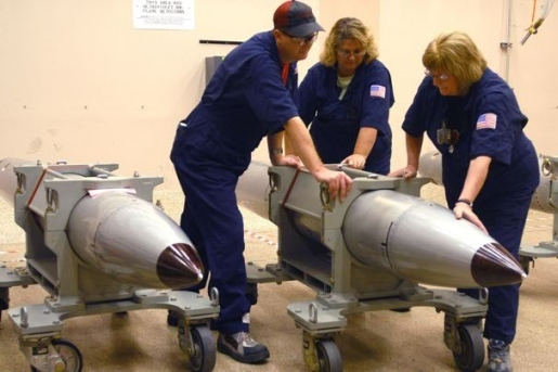 САЩ – Пентагонът започва модернизация на тактическите си ядрени оръжия