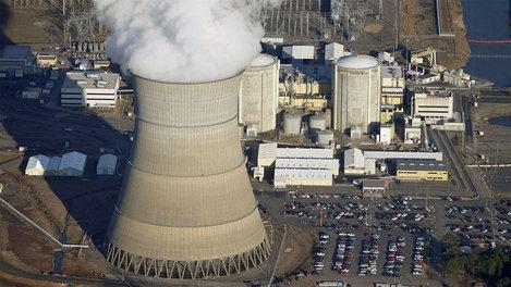 САЩ – АЕЦ Arkansas Nuclear One – един загинал и трима ранени