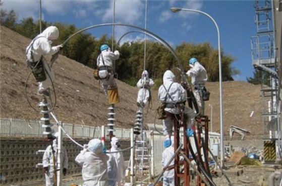 Япония – префектура Фукушима – тренировъчен център по бързо реагиране