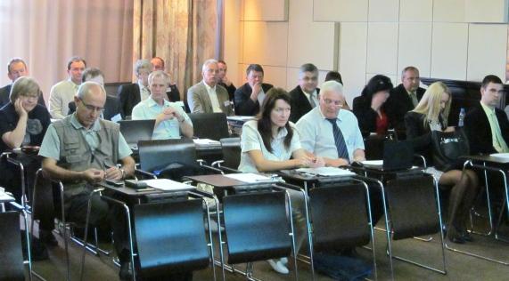 ДП РАО домакинства семинар на МААЕ по извеждане на ядрени мощности