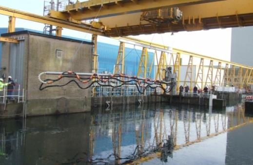 """Великобритания – ядрен център """"Селафилд"""" – дистанционно управляеми мини-подводници работят в басейните за ОЯГ"""
