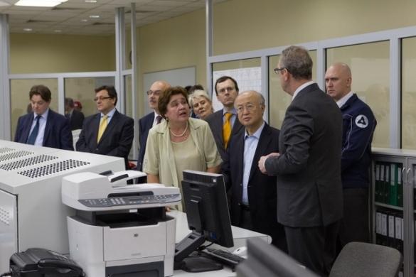 МААЕ – Юкия Амано – Следфукушимските системи за безопасност на Калининската АЕЦ работят отлично