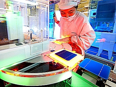ЕС се опитва да блокира доставките на слънчеви панели от Китай