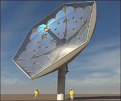 IBM разработва ефективна система за слънчева когенерация