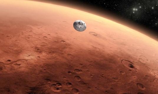 Curiosity – радиационният риск при пилотиран полет до Марс е огромен