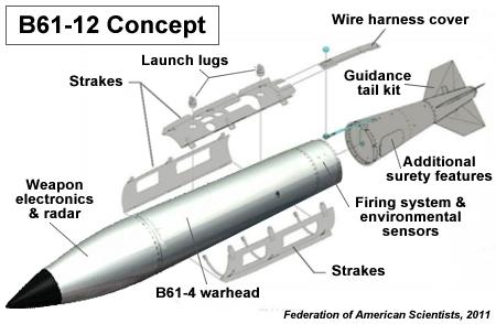 """Холандия – в страната има останали американски атомни бомби от времето на """"студената война"""""""