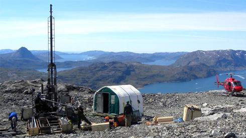 Гренландия може да се откаже от забраната за добив на уран