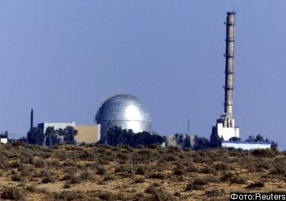Израел – на експертите на МААЕ не разрешиха да посетят реактора в Димон