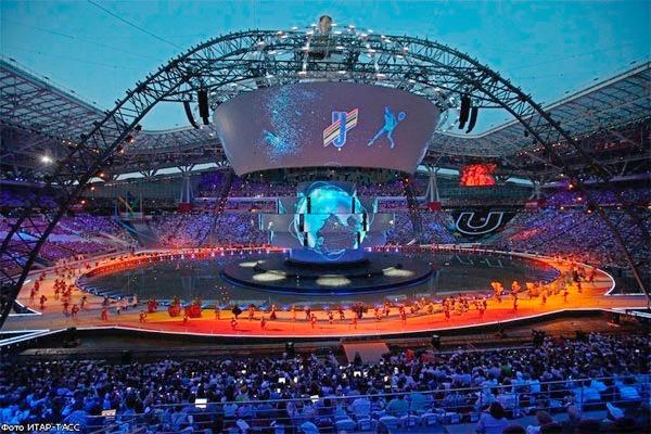 Русия – Световна лятна Универсиада – ФГУП РосРАО осигури радиационната защита на игрите в Казан