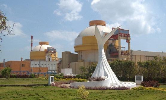 """Индия – АЕЦ """"Куданкулам"""" – до няколко седмици се очаква енергиен пуск"""