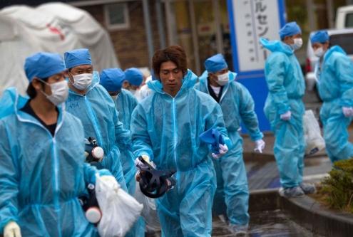 """Япония – АЕЦ """"Фукушима-1"""" – регистрираните персонални дози на 479 от ликвидаторите са неверни"""