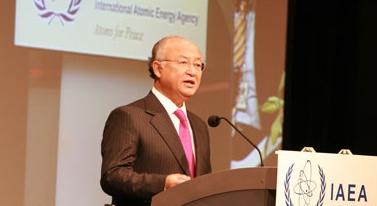 Ръководителят на МААЕ призова държавите към доброволна проверка на ядрената безопасност