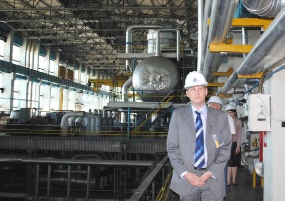 """Британският посланик Джонатан Алън посети спрените блокове на АЕЦ """"Козлодуй"""""""