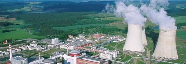 """Чехия – АЕЦ """"Темелин"""" – изтичане на радиоактивна вода от първи блок"""