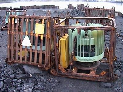 Русия издирва в Арктика изгубени ядрени генератори