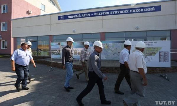Беларус – първият бетон на АЕЦ ще бъде излят през септември