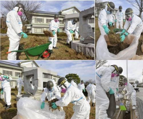 Япония – планира се повторна дезактивация на силно-замърсените райони