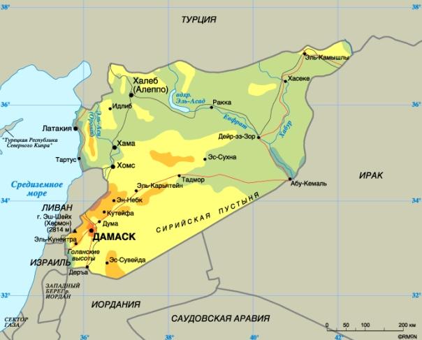 Войната срещу Сирия – ядрени и радиационни аспекти