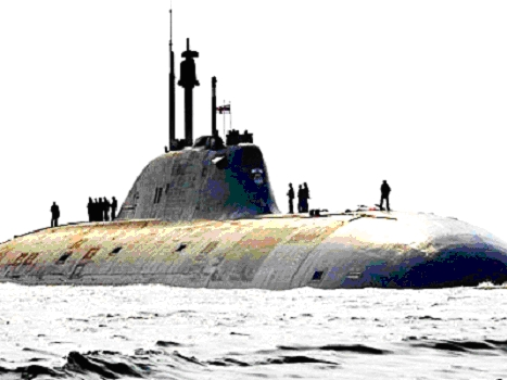 Русия – подробности за пожара на атомната подводница «Томск»