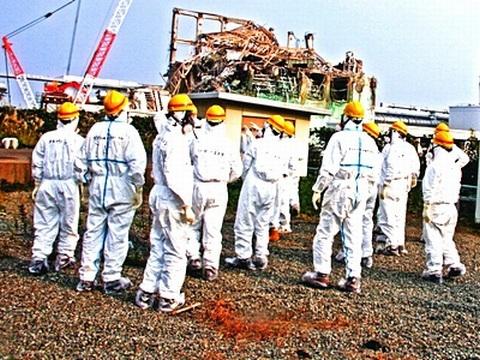 """Япония – ново земетресение в зоната на АЕЦ """"Фукушима-1"""""""
