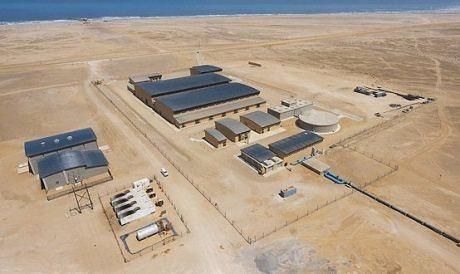 Намибия – AREVA подписа първото съглашение за доставяне на прясна вода