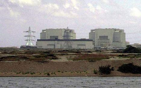 """Великобритания – Два ядрени енергоблока са изключени заради урагана """"Светият Юда"""""""