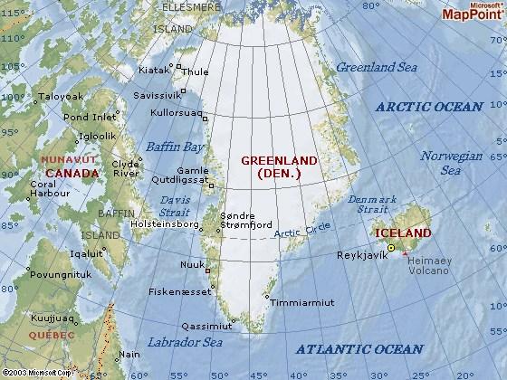 Гренландия премахна многогодишната забрана за добив на радиоактивни елементи