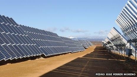 Испания – залязва ли слънчевата енергетика?