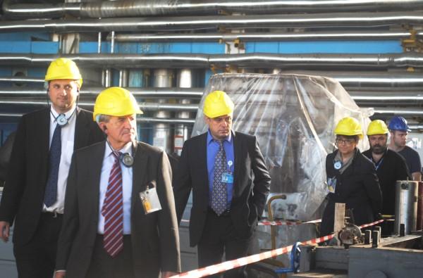 Мисия на Европейския парламент посети България във връзка   с извеждането от експлоатация на ядрени мощности