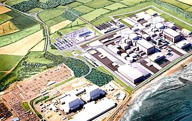 EDF ще построи във Великобритания два ядрени енергоблока