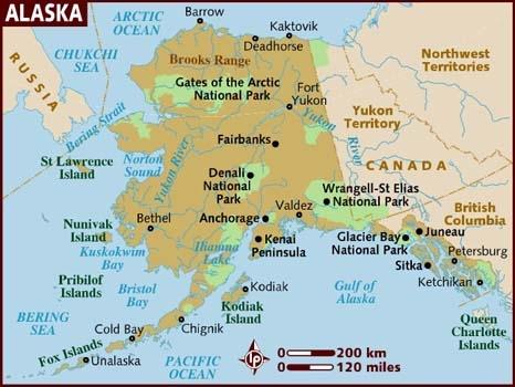 """Радиацията от """"Фукушима"""" достигна бреговете на Аляска"""