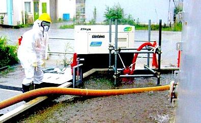 """Япония – АЕЦ """"Фукушима-1"""" – инсталацията за очистване на РА вода е спряна за профилактика"""
