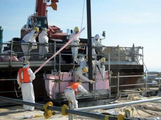 """АЕЦ """"Фукушима-1"""" – Операцията за изваждане на ОЯГ от БОК на 4 блок се усложнява"""