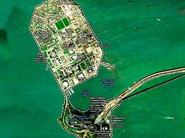 На населен остров в САЩ са открити погребани РАО