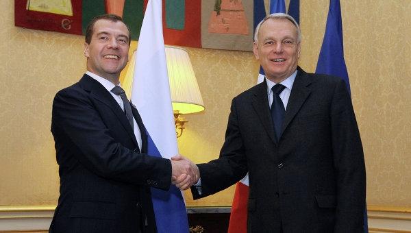 Подписана е руско-френска декларация в областта на ядрената енергетика