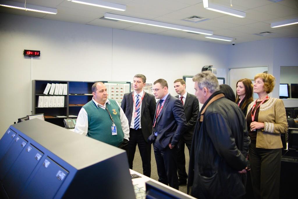 Драгомир Стойнев се запозна с технологията на Уестингхауз AP 1000