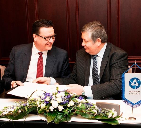 Финландия – Русия – Подписан е пакет от споразумения по проекта «Ханхикиви-1»