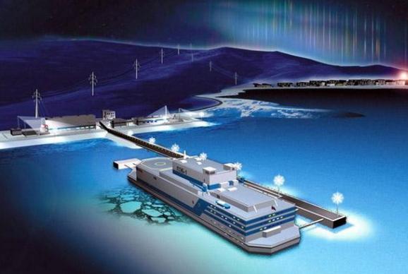 Русия – решението за разполагане на плаващата АЕЦ на Чукотка ще се вземе до 2015 година