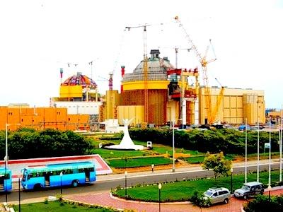 """Индия – АЕЦ """"Куданкулам"""" – завършиха изпитанията на мощност 50%"""