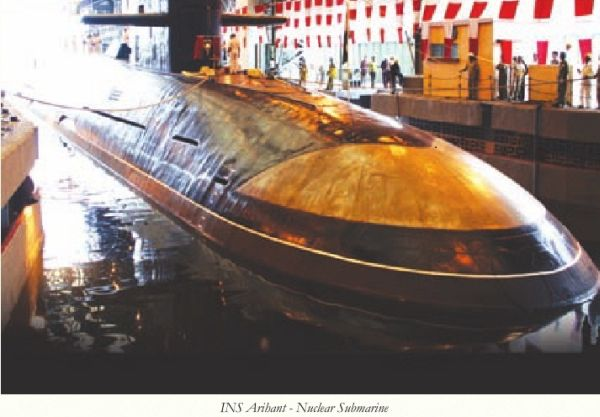 Индия – първата собствена атомна подводна лодка (АПЛ) тръгва на ходови изпитания