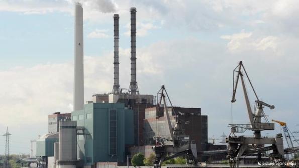 В Германия расте производството на електроенергия от лигнитни въглища