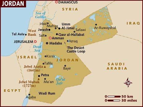 """Йордания – Ръководителят на """"Росатом"""" обсъжда условията за реализиране на проекта за построяване на АЕЦ в страната"""