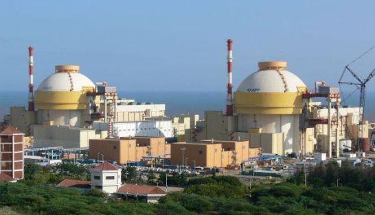 """Индия – Първи блок на АЕЦ """"Куданкулам"""" ще бъде изведен на 75% от номиналната мощност в най-близко време"""