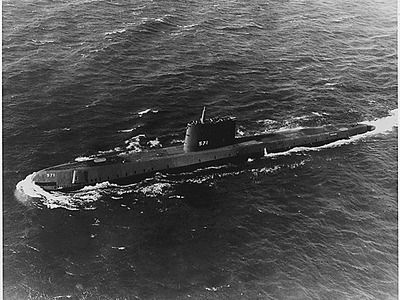 Атомните подводници – навършиха 60 години