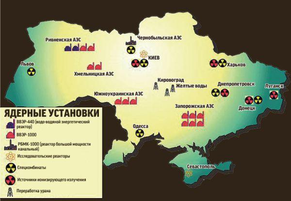 Украйна – МААЕ проверява извънредно всички АЕЦ на страната