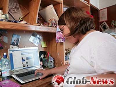 Затлъстяването – болест на любителите на социалните мрежи