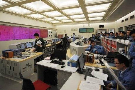 Първият енергиен пуск за 2014 година е в Китай