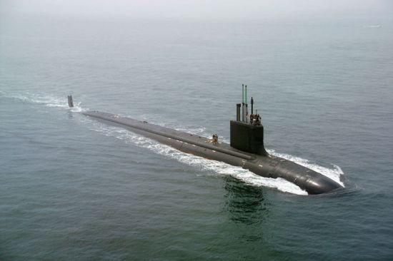 В учебен център на ВМС на САЩ са преписвали на изпита по ядрена енергетика