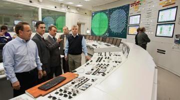 Русия – на Ленинградскта АЕЦ е въведен в експлоатация уникален тренажор