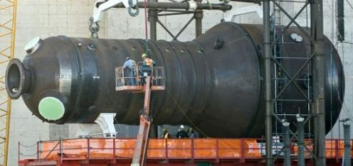 В САЩ завършват програмата по замяна на парогенераторите на АЕЦ